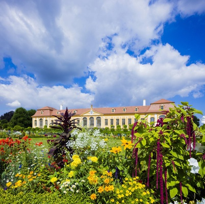Barockgarten Großsedlitz Obere Orangerie / Foto: Sylvio Dittrich