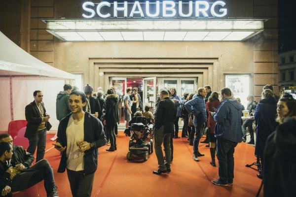 Eröffnung des Filmfest am 04.04.2017 in der Schauburg in Dresden / Foto: Oliver Killig