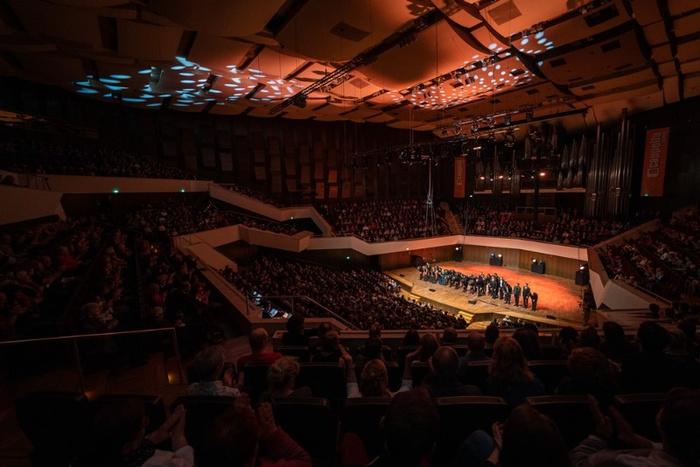 Abschlusskonzert 2019 © Sören Wurch DREIECK MARKETING