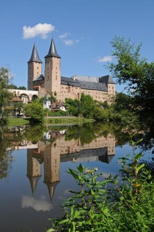 Schloss Rochlitz / Foto: Wiegand Sturm
