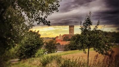 Burg Gnandstein © Sebastian Schmidt
