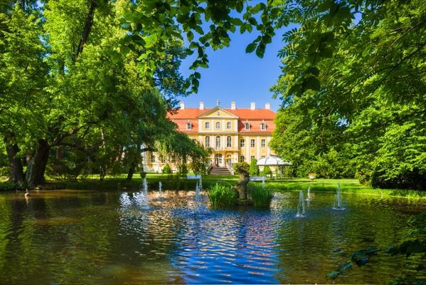 Barockschloss Rammenau / Foto: Sylvio Dittrich