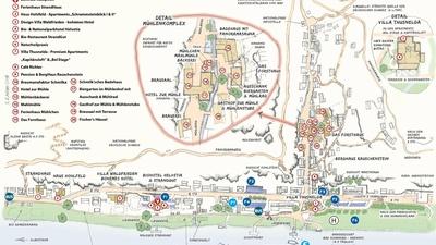 Schmilka Übersichtsplan © Bio- und Nationalpark Refugium Schmilka
