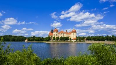 Schloss Moritzburg © Dittrich / Schlösserland Sachsen