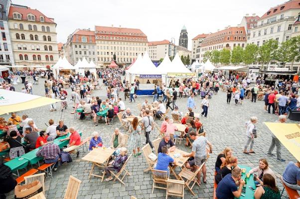 Impressionen 2019 ® Dresdner Stadtfest GmbH / Foto: Michael Schmidt