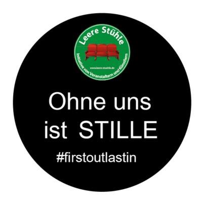 """Aktion """"Ohne uns ist STILLE"""""""