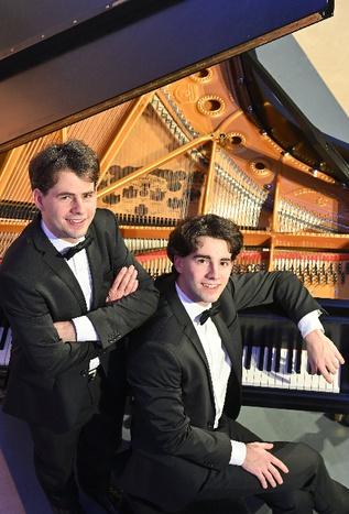 Markus und Pascal Kaufmann / Pressefoto W. Schmidt