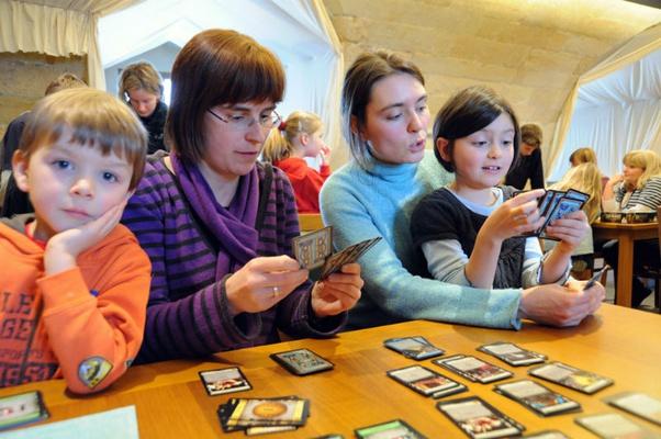 Spieletag auf der Festung Königstein, Archivbild, Foto: Steffen Giersch