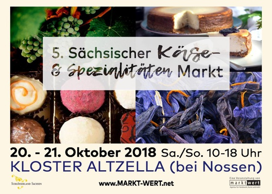 Sächsischer Käse- und Spezialitätenmarkt 2018