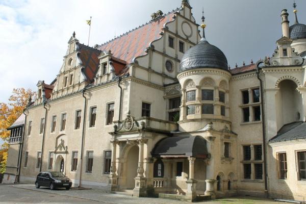 Schloss Schönfeld / Foto PR