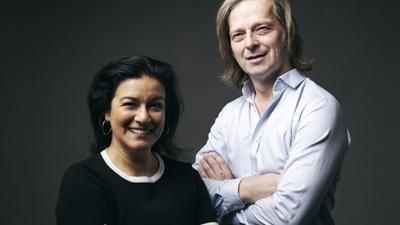 Hélène Lindqvist und Philipp Vogler © Thomas Stimmel