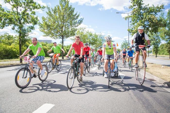 SZ-Fahrradfest / Foto: Sven Ellger