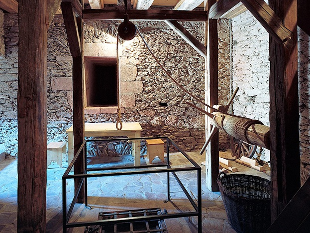 Folterkammer © Schloss Rochlitz
