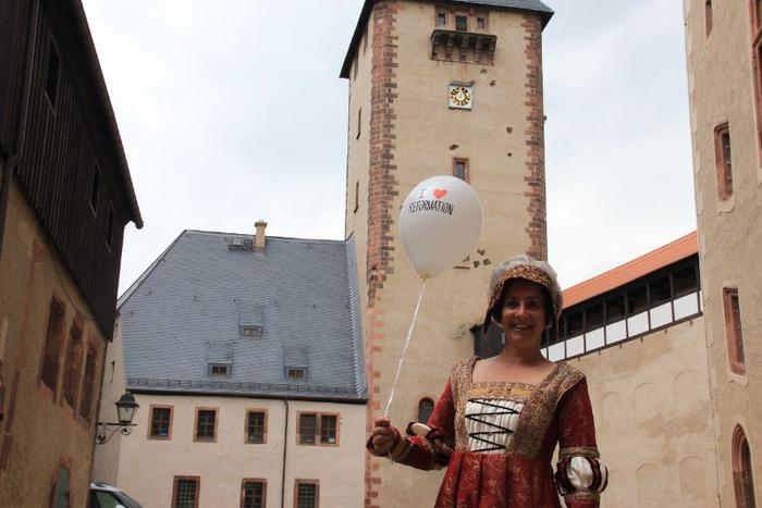 Die starken Frauen von Schloss Rochlitz / Foto: Michael Kreskowsky