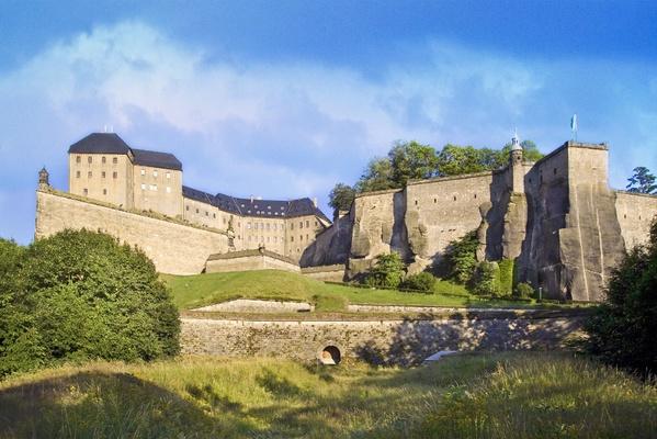 Foto: Festung Königstein