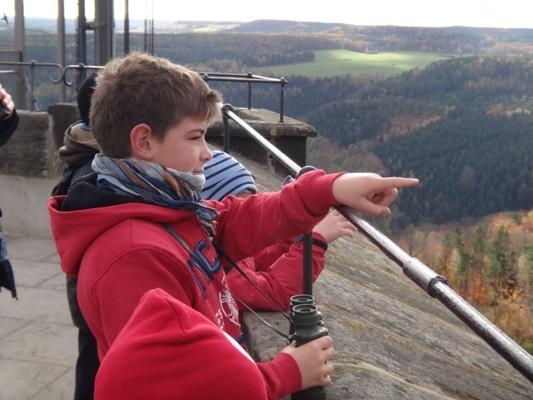 Ferienspass für Königskinder© Festung Königstein gGmbH