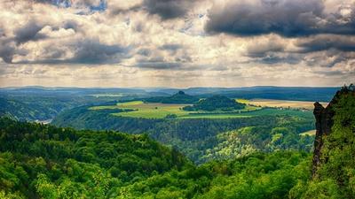 Natur pur: Sachsen überzeugt seine Besucher mit einzigartigen Landschaften.