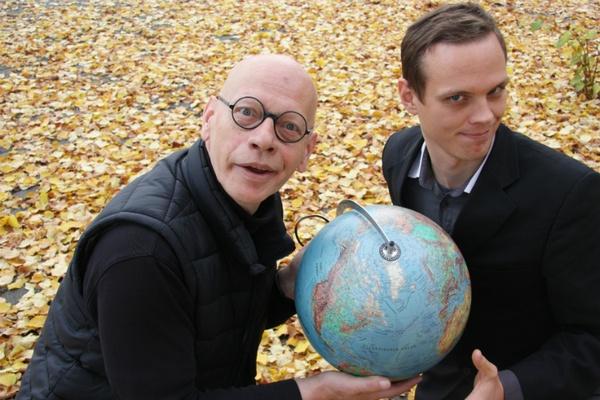 Ralf Herzog und Jan RombergFoto: Sabine Mutschke