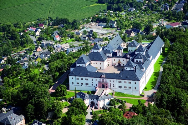 Schloss Augustusburg / Schlösserland Sachsen