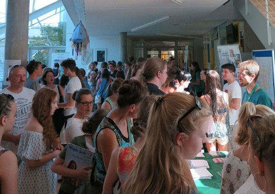 JuBi Dresden - Beratung und Inspiration zum Thema Auslandsaufenthalt