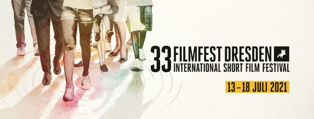 Festivalmotiv 2021 © FILMFEST DRESDEN