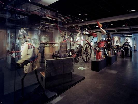 Blick in die Ausstellung / © Technische Sammlungen Dresden