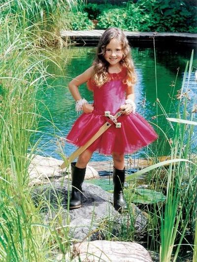 Spielend den Garten entdecken. Ideen für kleine Gärtner (Bildcopyright: BGL)