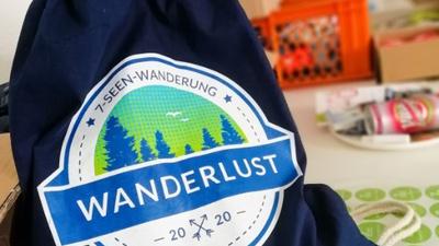 Wanderbeutel © Sportfreunde Neuseenland