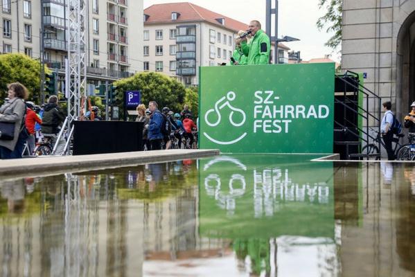 SZ-Fahrradfest / Foto: Michael Schmidt
