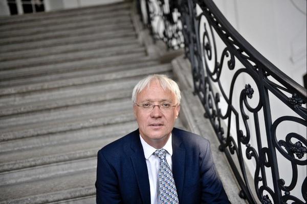 Dr. Gisbert Porstmann / Foto: Hans-Ludwig Böhme