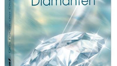 Das Feuer der Diamanten - Krimispiel für große Gruppen