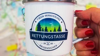 Rettungstasse © Sportfreunde Neuseenland