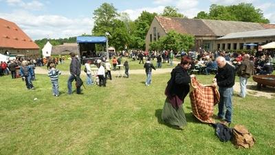 Blues & Rockfestival Altzella 2012 / Foto: Kristin Flade