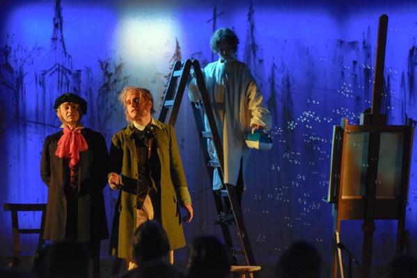 Richard Wagner Spiele Graupa. Foto: Matthias Creutziger
