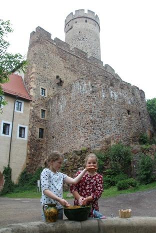 © Seife herstellen | Burg Gnandstein