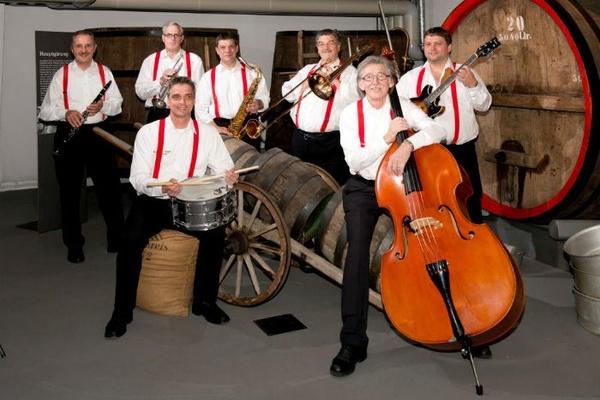 Old Beertown Jazzband / Foto: PR