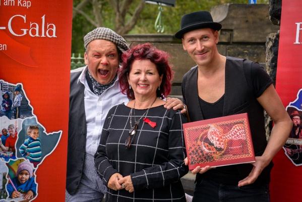 Clown Correggio, Viola Klein und Philipp Richter © Michael Schmidt