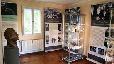 Blick in die Ausstellung / Foto: Sophie Arlet