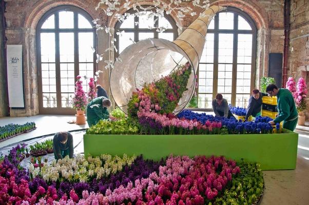 Dresdner Frühling im Palais 2014Foto: THIEL Public Relations