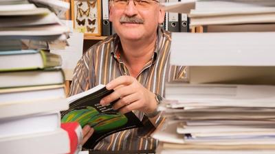 Prof. Dr. Josef Settele © Helmholtz-Zentrum für Umweltforschung
