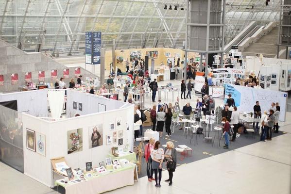 Designers' Open Kiss & Tell Community Stand - Bildcredits Anne Schwerin