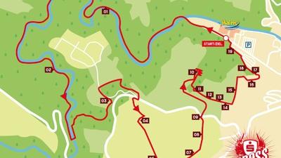 Strecke Freital