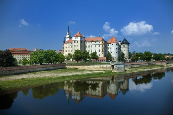 Schloss Hartenfels / Foto: Schlösserland Sachsen