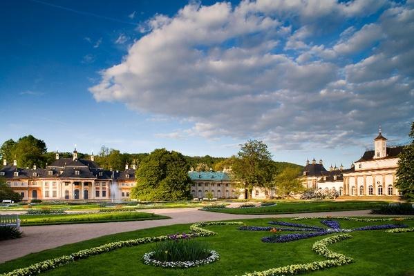 Schloss und Park PillnitzFoto: Schlösserland Sachsen
