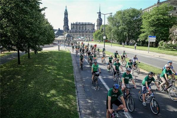 19. Fahrrad-Fest / Foto: © Michael Schmidt
