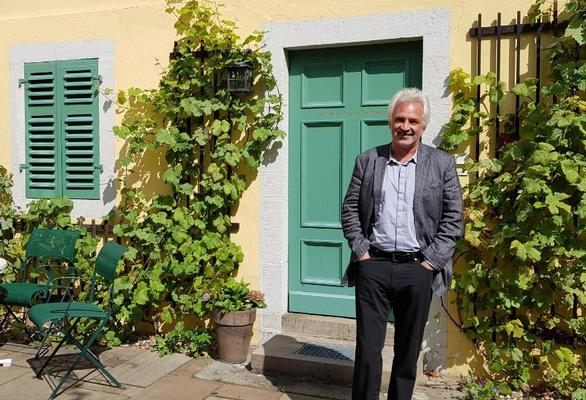 Musikhochschulrektor Axel Köhler / Foto: PR