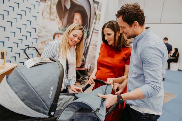 Kinderwagen Shoppen © FLEET Events GmbH