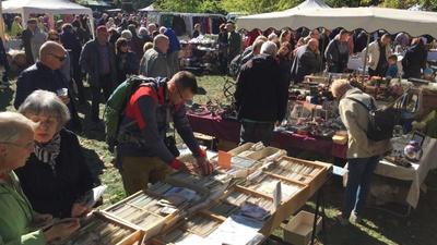 Trödelmarkt Hofewiese / Foto: PR