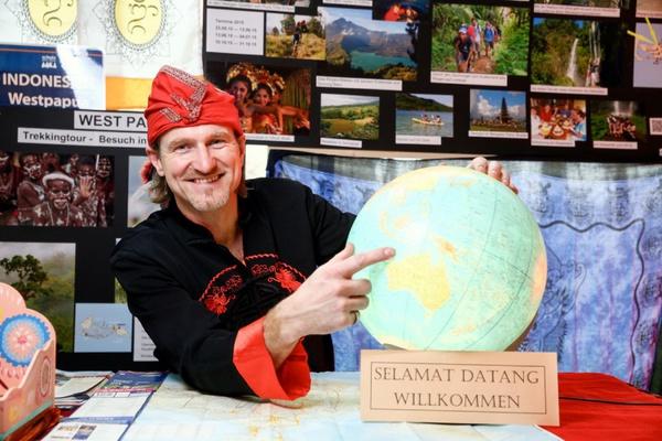 Falko Flämig entführt nach Bali / Foto: Michael Schmidt