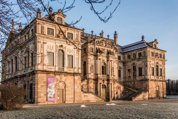 Palais im Großen Garten / Foto: Sebastian Thiel